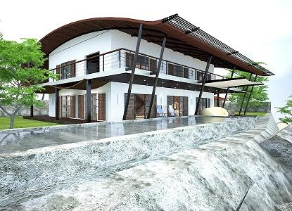 Andeen House, Seychelle